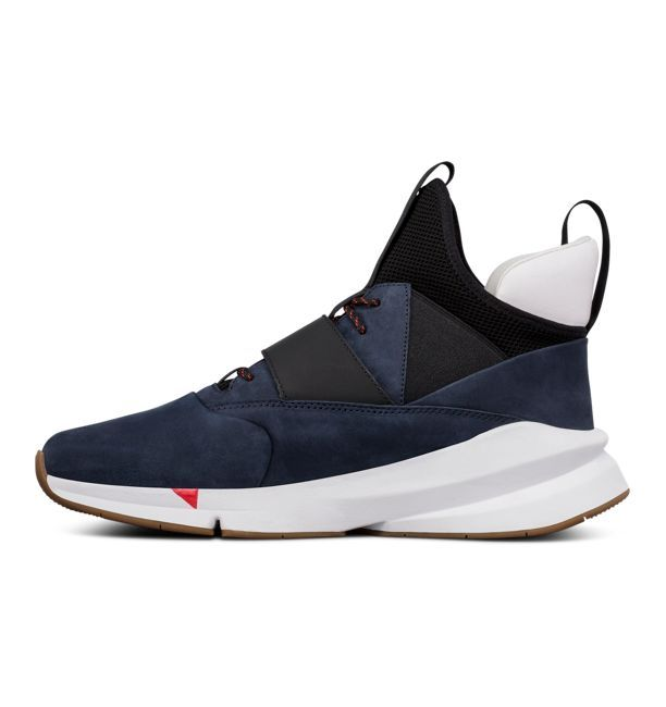 Menu0027s UAS Forge 1 Mid Shoe department, Armours and Navy