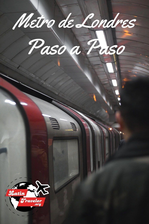 Como Usar El Metro De Londres Metro Londres Londres Que Hacer En Londres