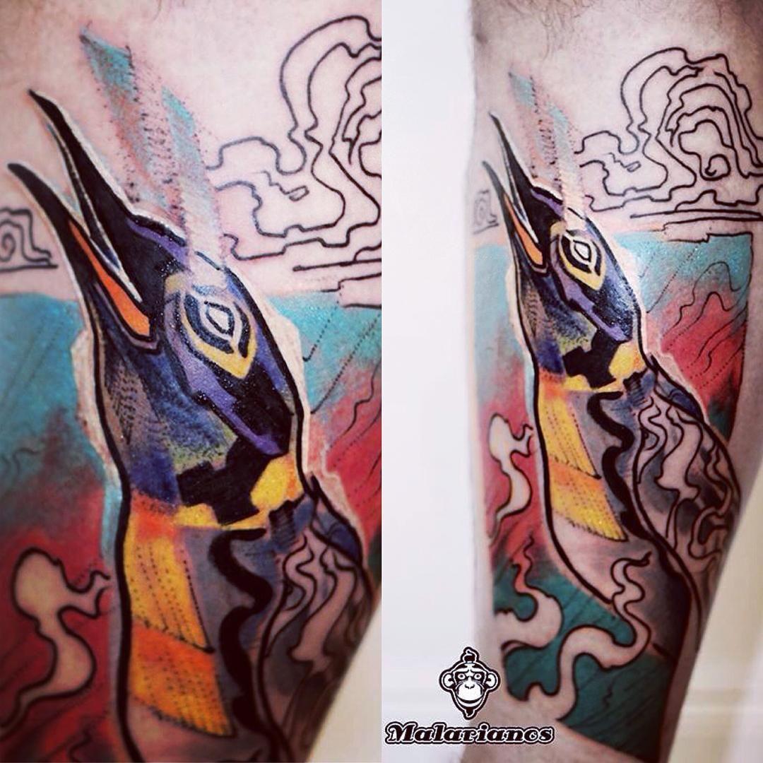 penguin #szczecin #ink #cover #design #berlin #crow #raven #kamen ... - Tattoo Studio Dortmund