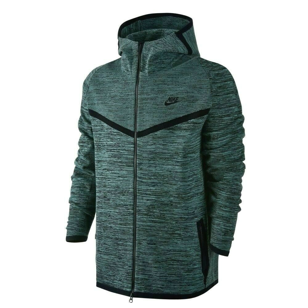 Nike Tech Knit Windrunner Hoodie Jacket Mens 3XL Hasta