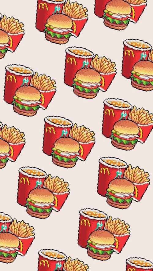 Screen Wallpaper, Food