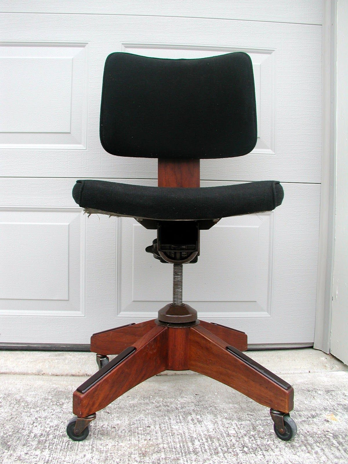 Image Result For Mid Century Modern Desk Chair Mid Century