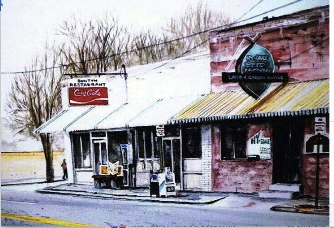 Buntyn Cafe In 2020 Memphis Restaurants Memphis Memphis Tennessee