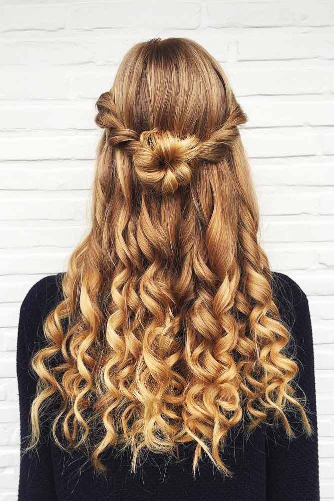 Armani Hairstyle Singapore Hair Styles Half Up Half Down Hair Prom Down Hairstyles