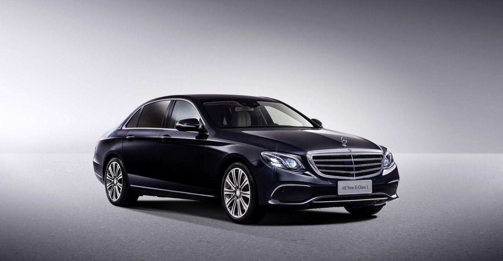 China S New Mercedes Benz E Class Lwb Looks Like A Mini Maybach Carscoops Benz E Class Benz E Mercedes Benz