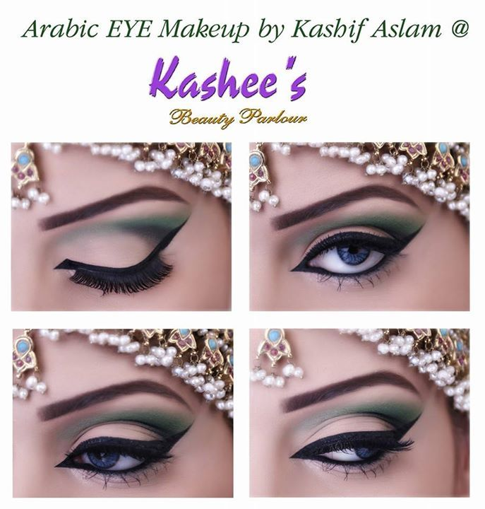 Pin By Kashees Beauty Parlor On Eye Makeup