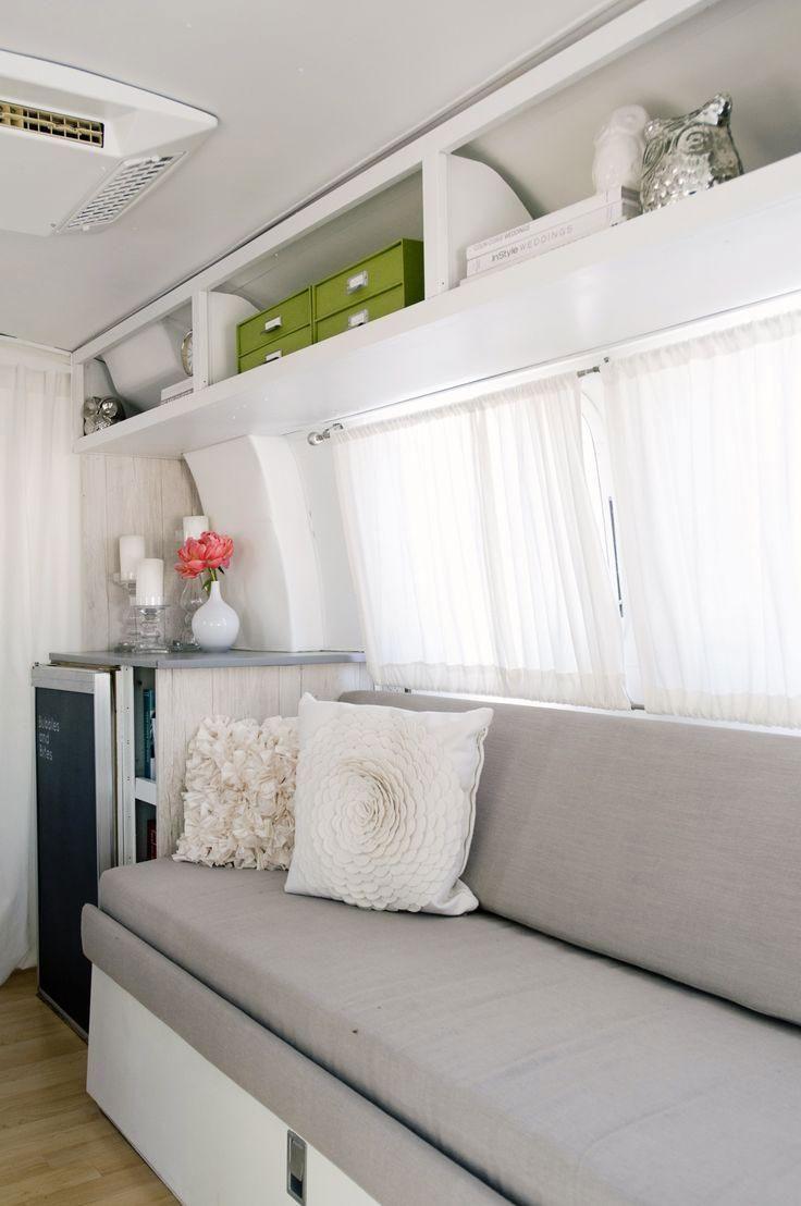 Vivir sobre ruedas os gusta camping interiores de - Interior caravana ...