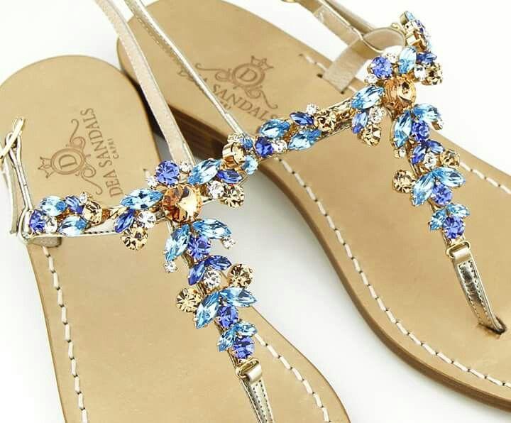 Sandals Fashion In Italian Italy Made Style Dea Capri w0OPXN8nk