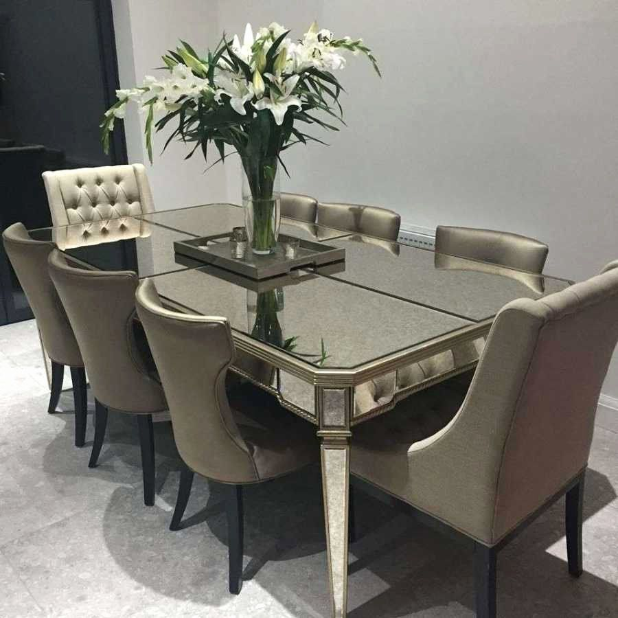 8 Seater Dining Room Set Elegant Dining Seater Square Table Outstanding Kitchen In 2020 8 Seater Dining Table Formal Dining Room Sets Dining Room Furniture Collections