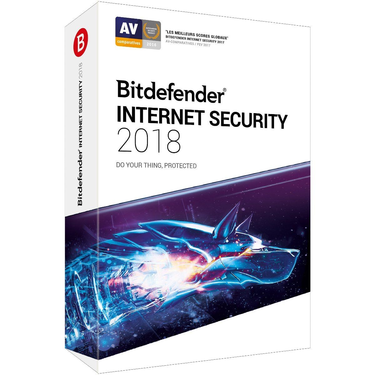 Logiciel antivirus BITDEFENDER Security 2018 2