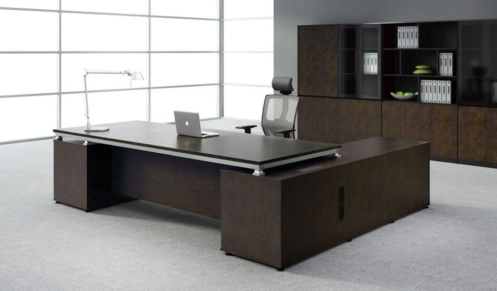 New Morden Easy Office Tables In India Boss S Cabin Furniture