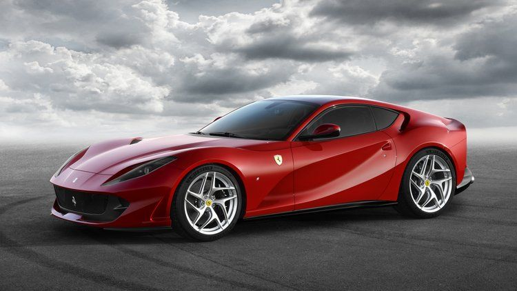 Ferrari 812 Superfast Wallpapers Hd Photos The Fastest And Most