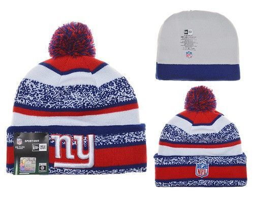 New York Giants NFL Stitched Knit winter Beanie  fb92596b276
