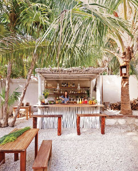 The new 1 reason to plan a trip to mexico tulum for Restaurant jardin 92