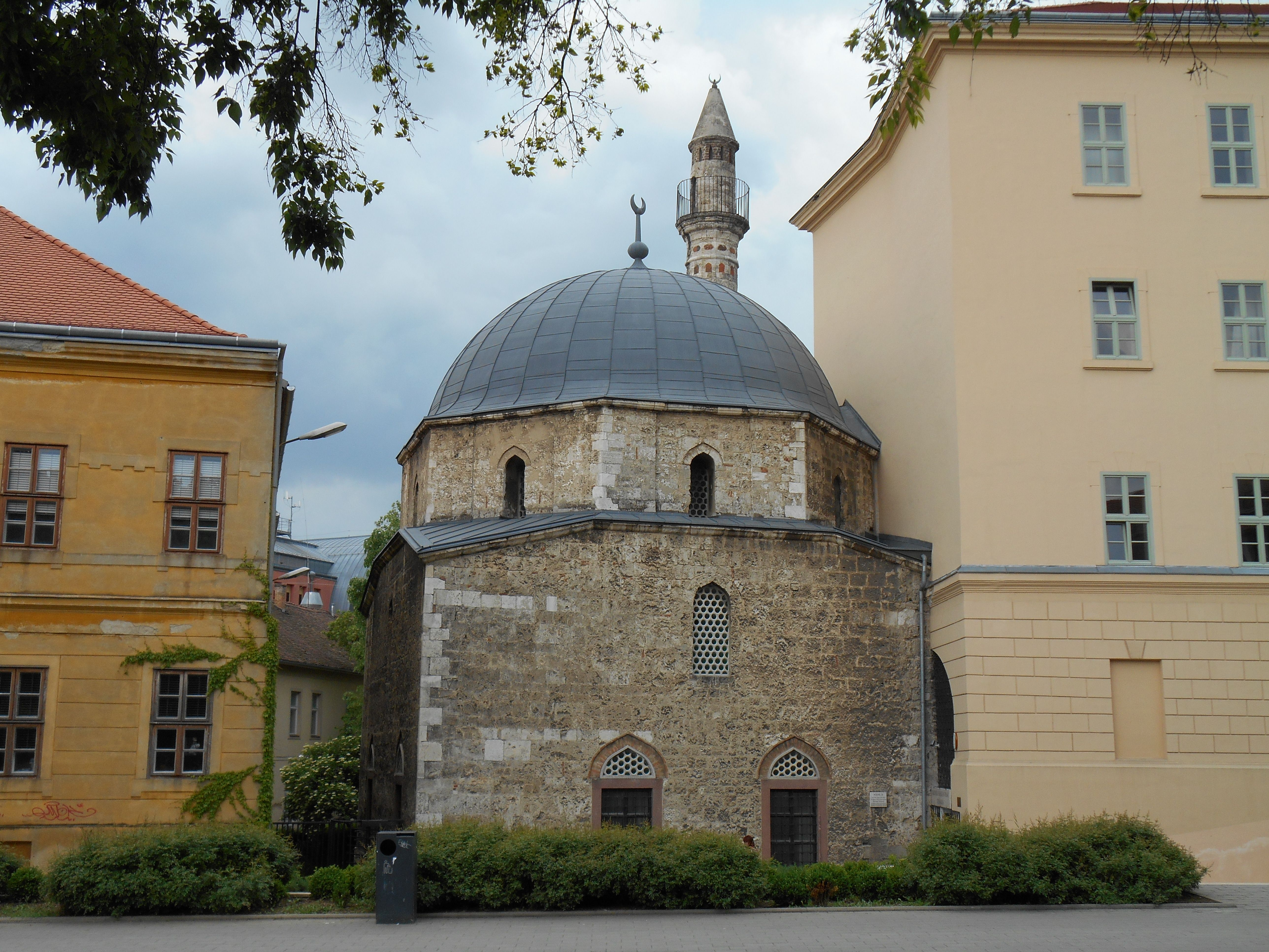 Mosquée de Pecs (Hongrie)