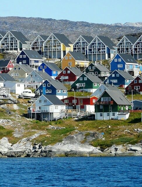 Nuuk is the capital of Greenland and the largest city in Greenland. It is the seat of the Government of Greenland. Nuuk is the largest cultural and economic center in Greenland. The major cities closest to the capital are Iqaluit and St. John's in Canada and Reykjavík in Iceland.