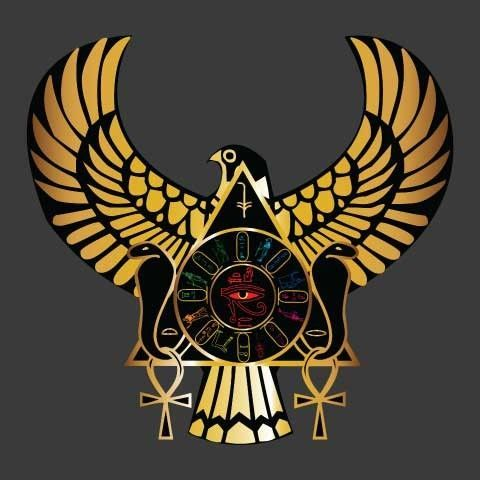 Egyptian Falcon Egyptian Falcon Ideas For The House Pinterest