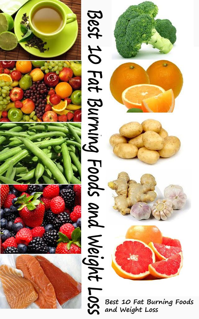 fat loss nutrients