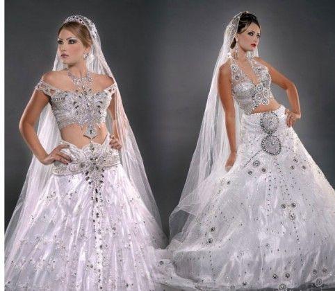Dress#2/5 | Wedding | Pinterest | Wedding dress, Indian bridal and ...