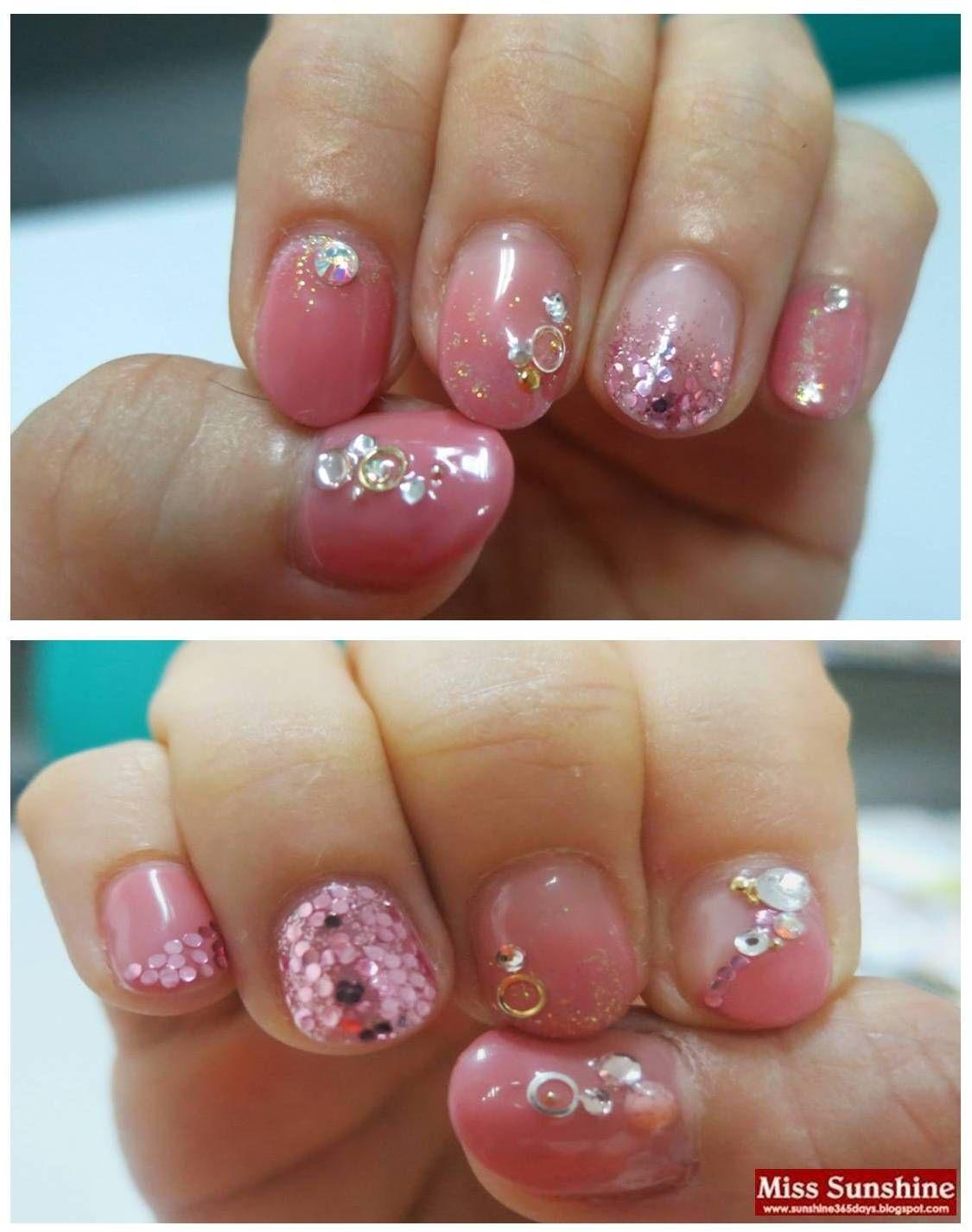 My Kawaii Japanese Nail Gel Manicure and Pedicure at Shige Hair ...