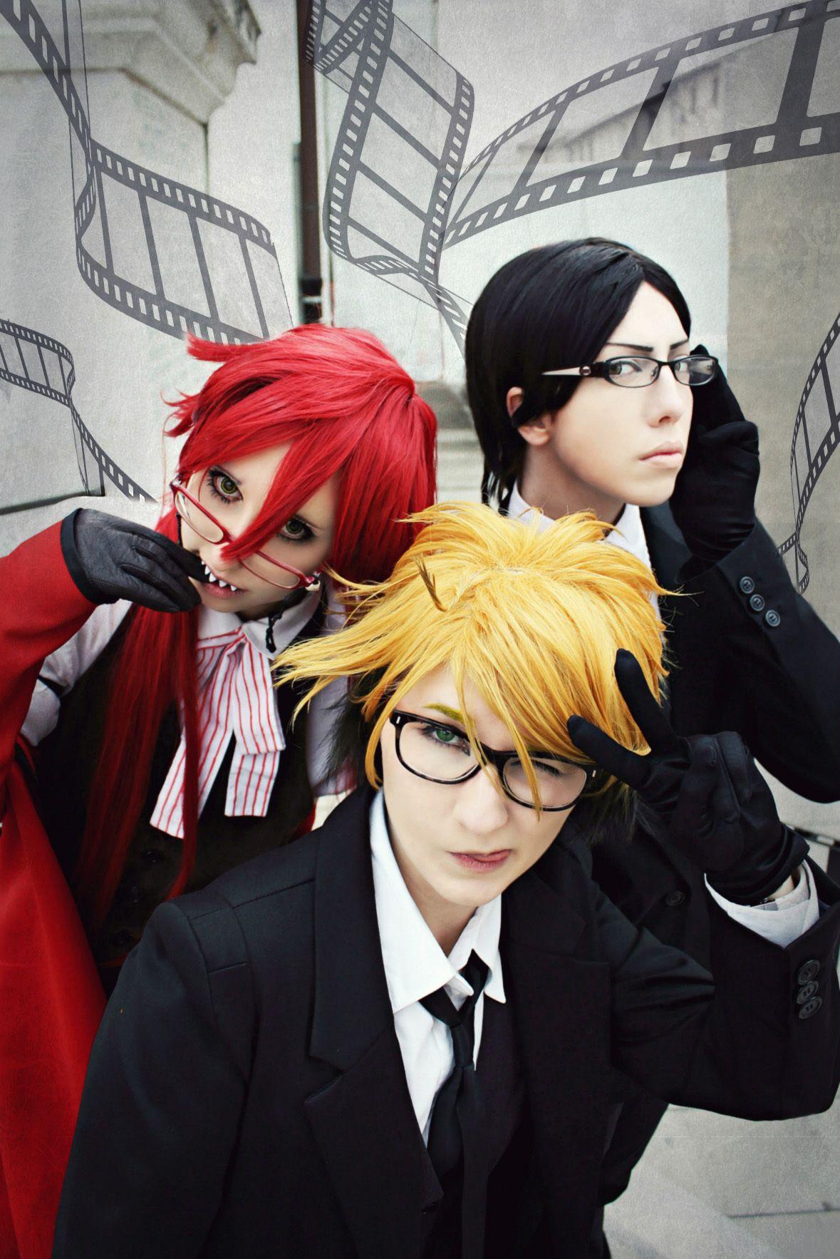 anime cosplay black butler: Black Butler,black Butler Cosplay