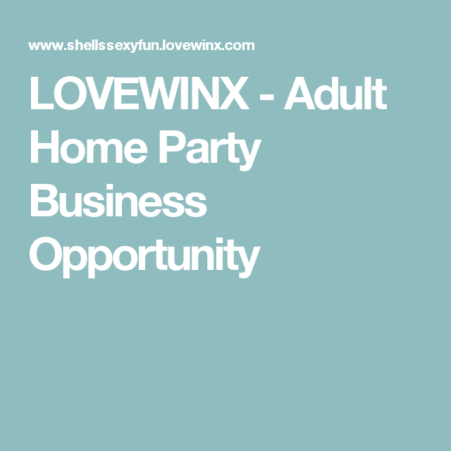 Adult Business Opportunities
