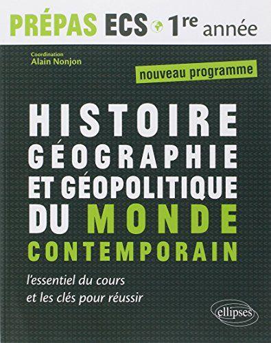 Telecharger Livre Histoire Geographie Et Geopolitique Du Monde Contemporain Prepas Ecs 1ere Annee Nouveau Programme Ebook Kindle Epub Pdf Gratu Periodic Table