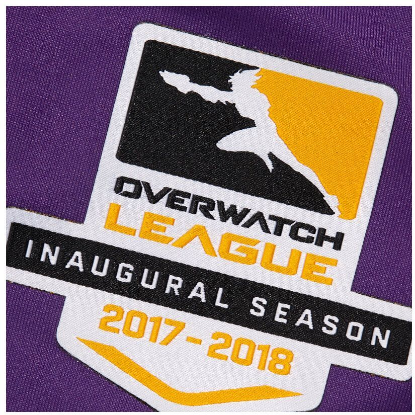 the best attitude cf0b6 d3cb7 Overwatch League Authentic Home Jersey - Los Angeles ...