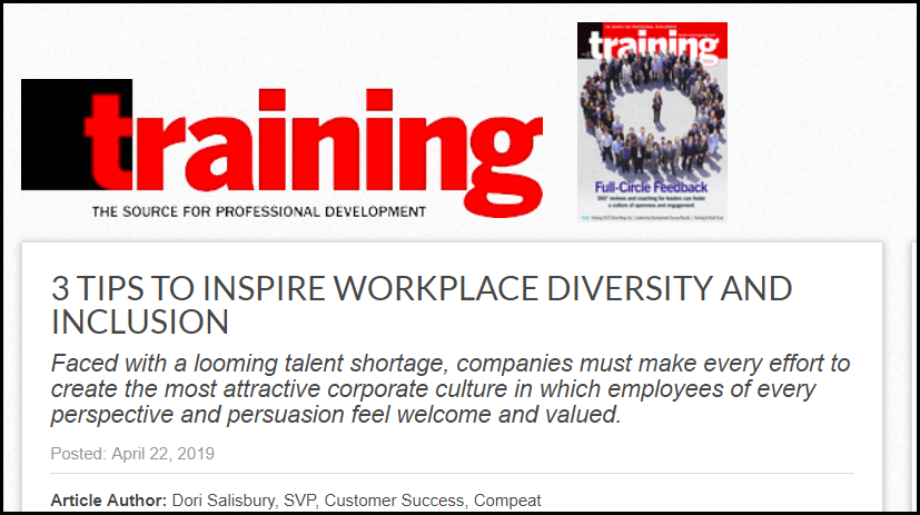Blog 3 Tips To Inspire Workplace Diversity And Inclusion