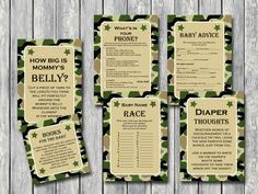 Baby Shower Themes Printables ~ Nautical baby shower ideas printables