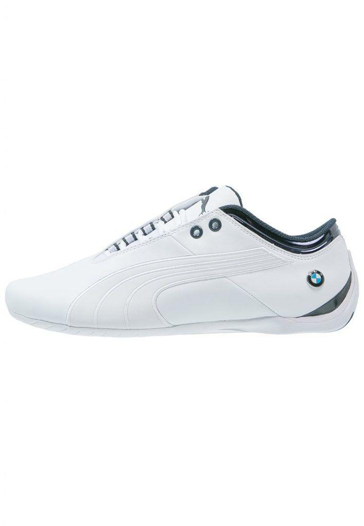 e05d2635c Puma  BMW  MS  FUTURE  CAT  M1 2  Sneaker  low  white für  Herren ...