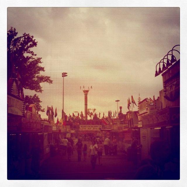Cape Girardeau fair...memories growing up!