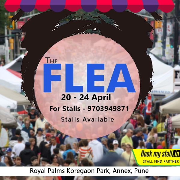 Exhibition Stall Booking In Pune : Turban venture presents fab flea pune