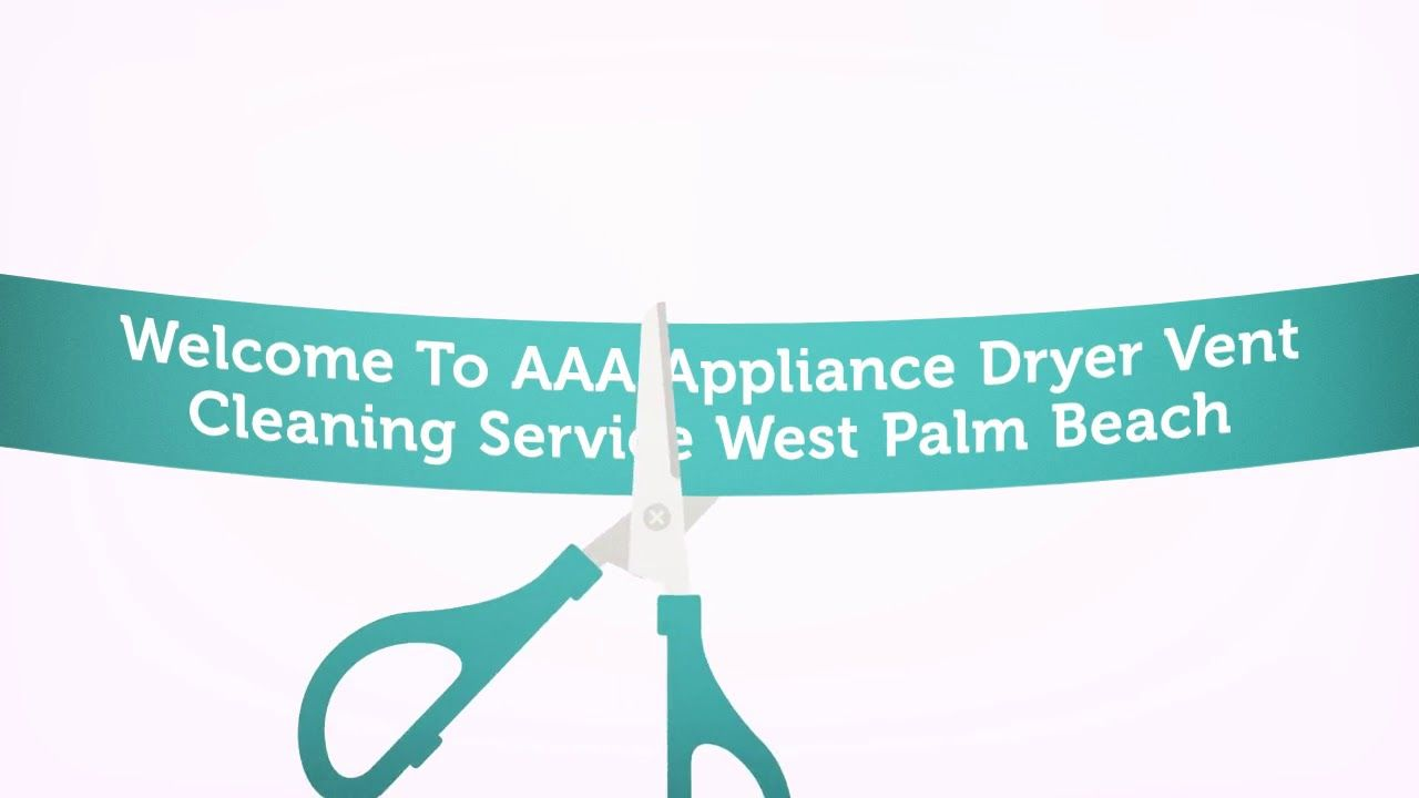 Professional Dryer Vent Cleaning Services in West Palm