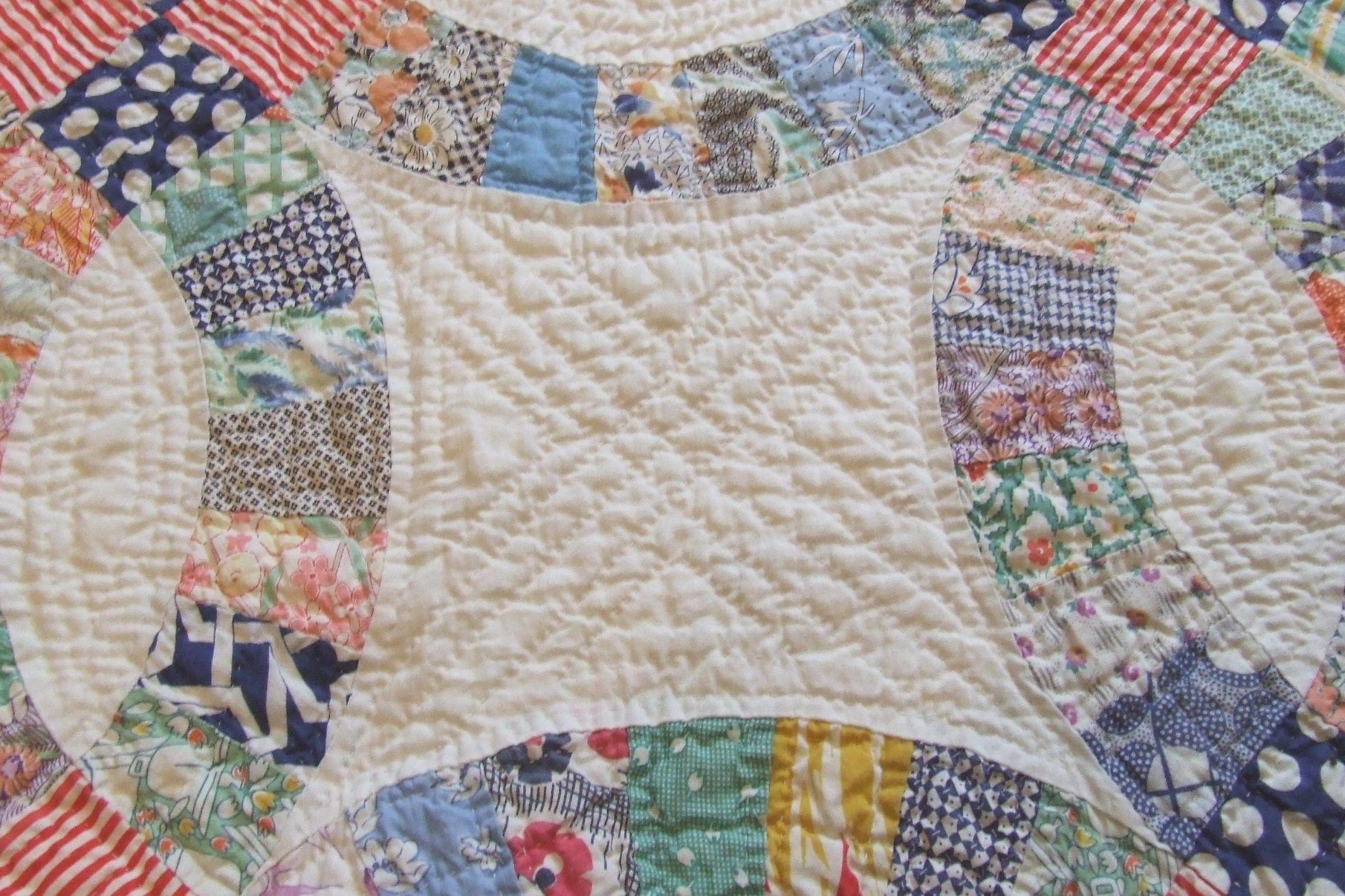 Easy Double Wedding Ring Quilt Pattern Best Inspiration Double Wedding Ring Quilt Wedding Ring Quilt Kit Double Wedding Rings
