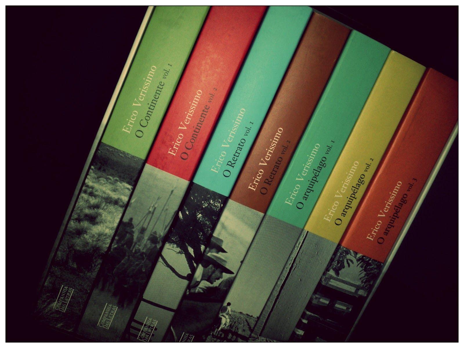 o tempo e o vento livros