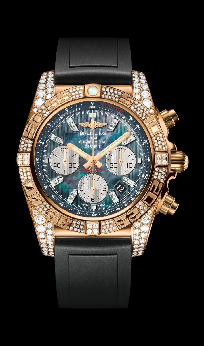 Chronomat 44 - rose gold case - Breitling - Instruments for Professionals