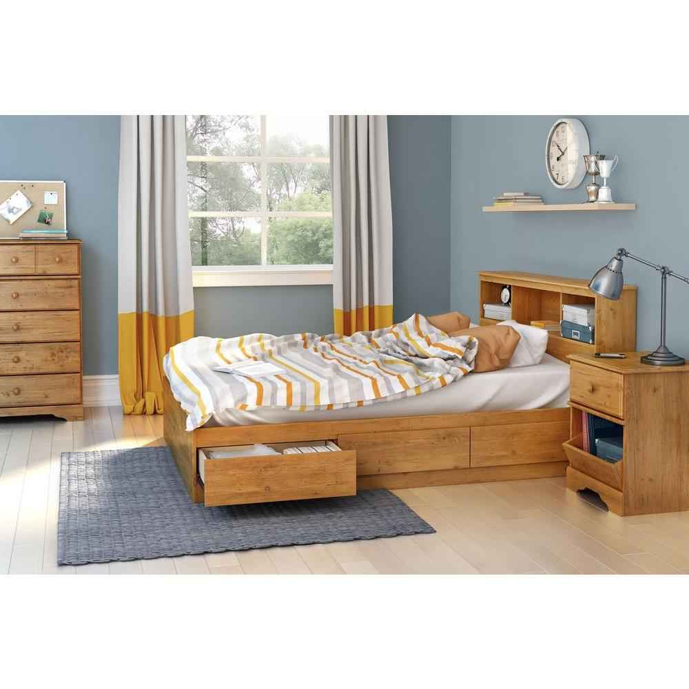 South Shore Little Treasures Country Pine Full Headboard 3432093