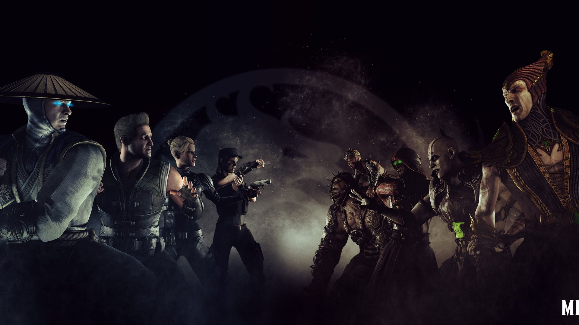 Mortal Kombat X Characters Pc Games Xbox One Ps4 Mortal
