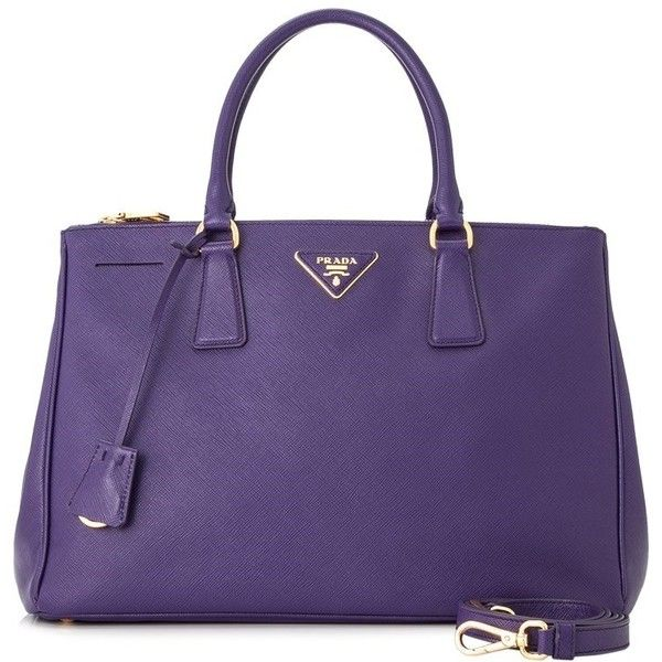 Prada Pre-owned - Galleria leather mini bag QMgyLW6Da
