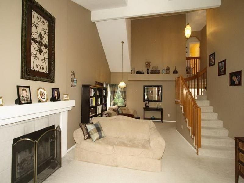 Image result for multi color painted rooms | Beige living ...