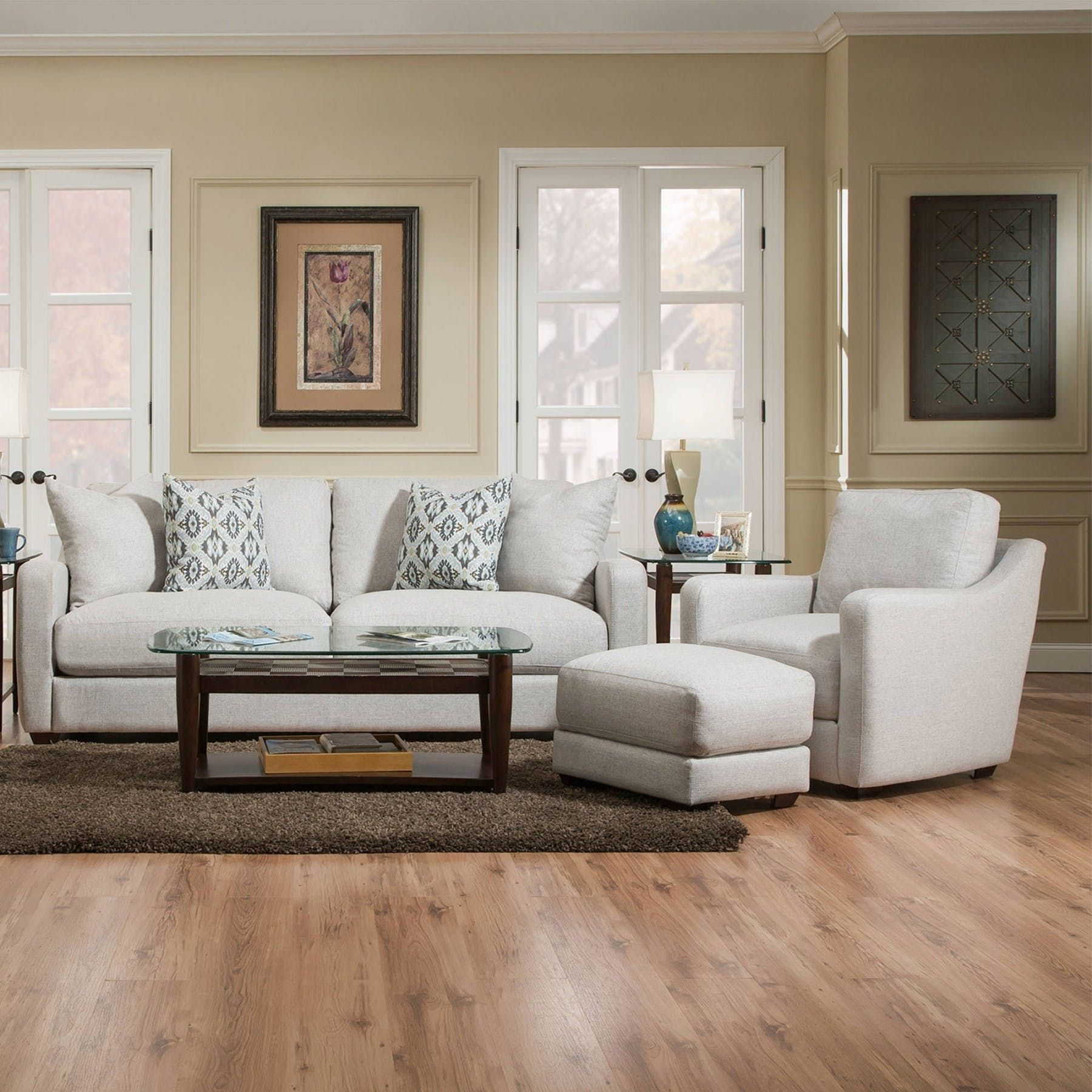 Best Como Sofa Fabric Sofas Living Room Bernie Phyl's Furniture By Franklin Corp 400 x 300
