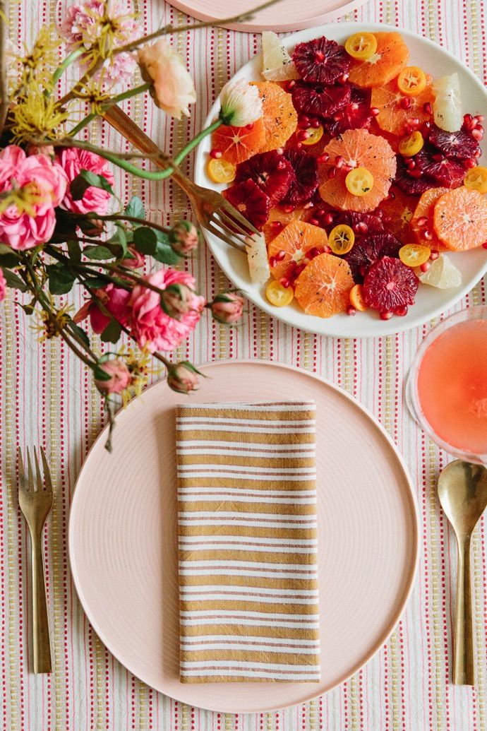 a simple and gorgeous valentine s day brunch at home entertaining