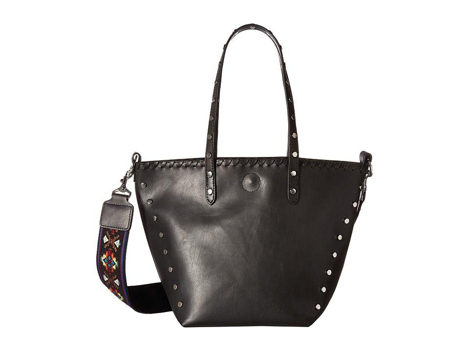 97e4b4464 CIRCUS BY SAM EDELMAN CIRCUS BY SAM EDELMAN - LELA TOTE (BLACK BLACK STUDS GUITAR  STRAP) HANDBAGS.  circusbysamedelman  bags  shoulder bags  hand bags ...
