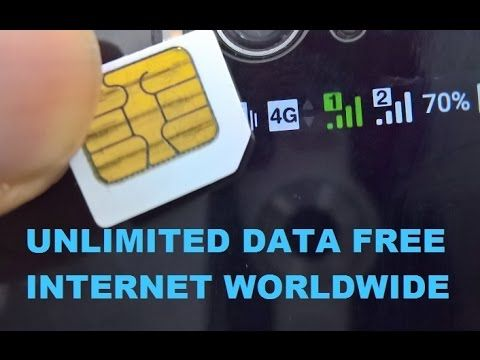 How to Get Unlimited Cell Data for Free (Any Carrier or Phone