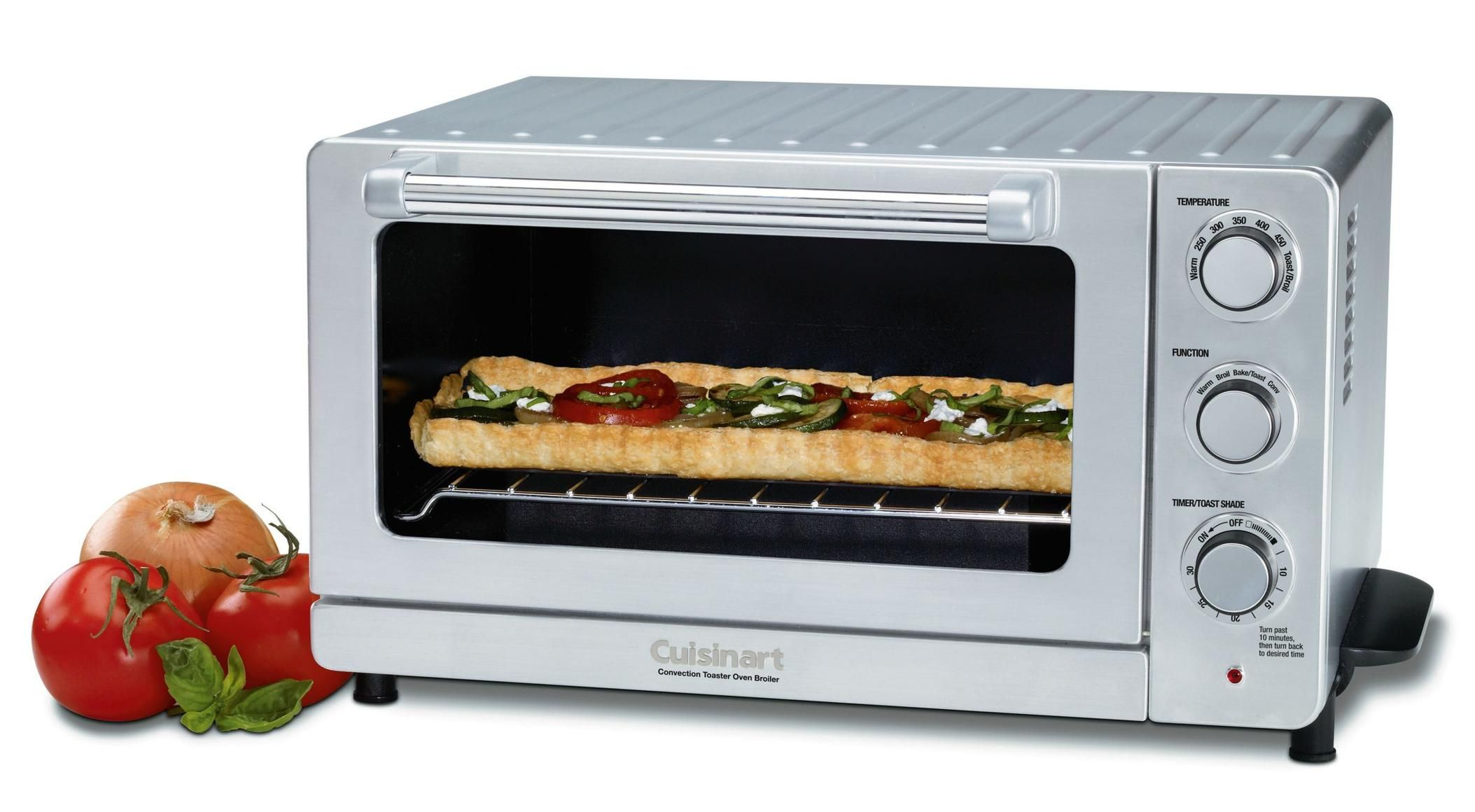 Cuisinart Toaster Oven With Images Convection Toaster Oven