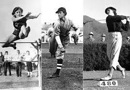 Babe Didrickson Babe Sport Geschichte