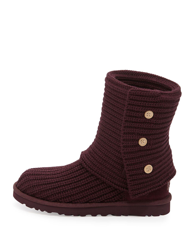 ugg classic cardy crochet boot port copy pinterest boots rh pinterest com