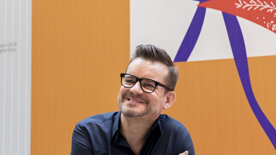 Bart Moeyaert Wint Nobelprijs Voor Jeugdliteratuur