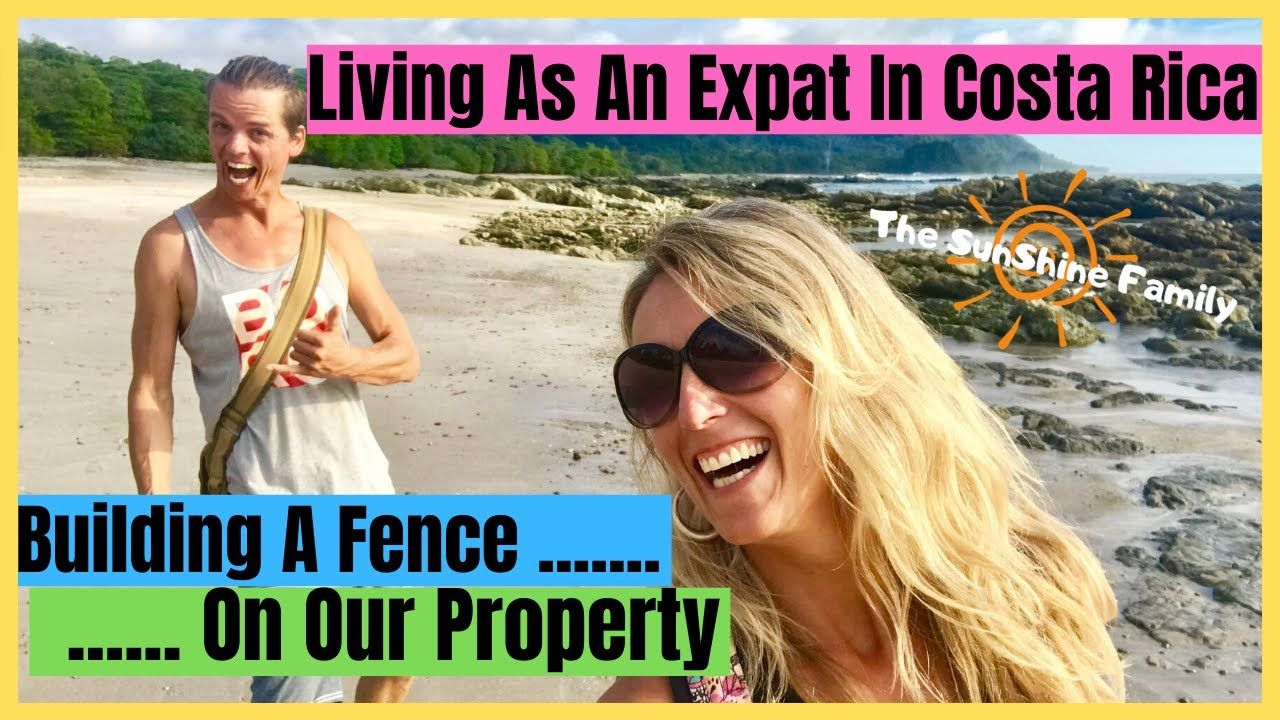 Living In Costa Rica As An Expat Working On Our New